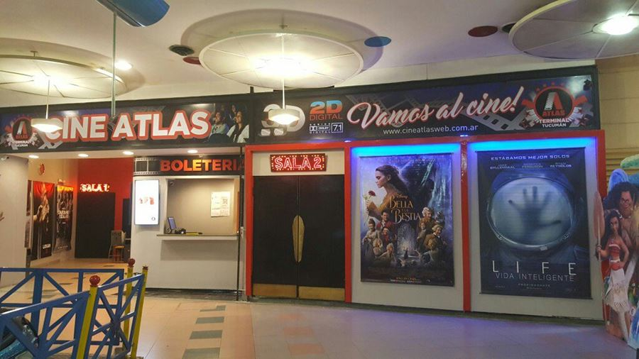 Cine Atlas Terminal