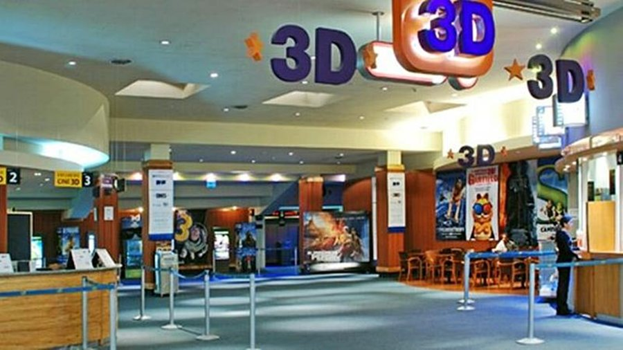 Cines Dinosaurio Mall
