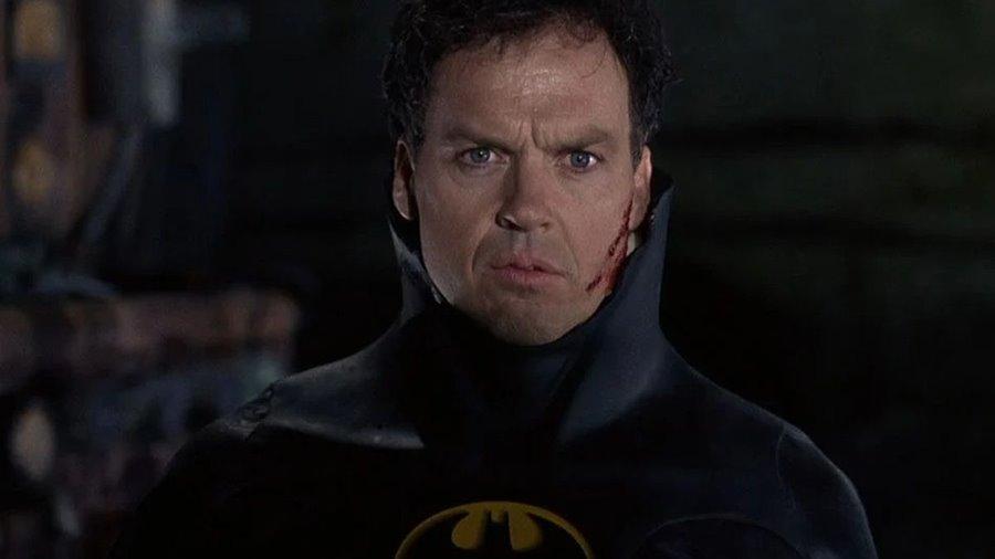 Michael Keaton Batman