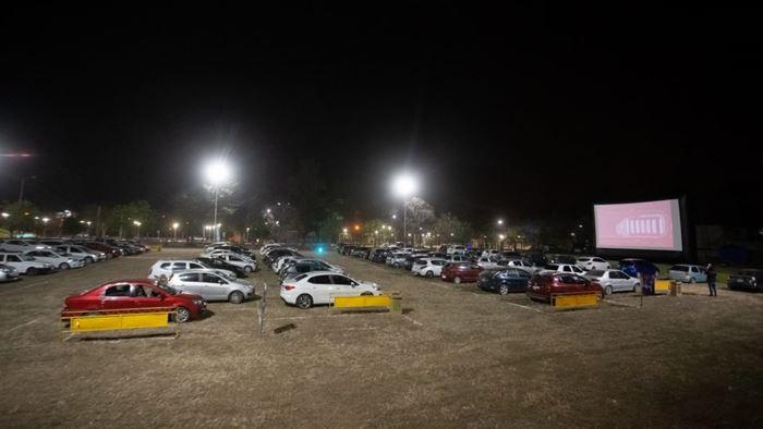 En Jujuy comenzó el Festival de Cine de las Altura y el autocine fue un éxito
