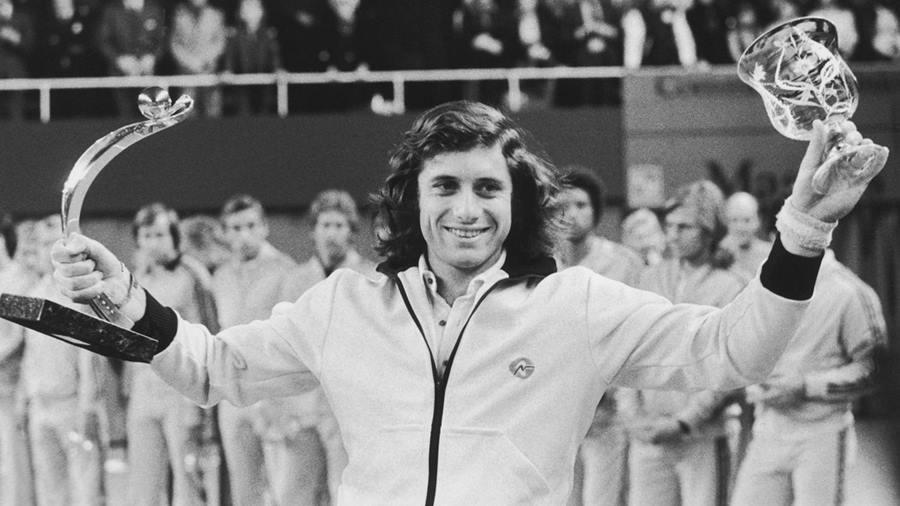 Netflix: se estrenará un documental sobre el tenista Vilas
