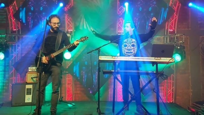 San Juan: primer show virtual con Limbo Tecnorock en el Teatro Sarmiento