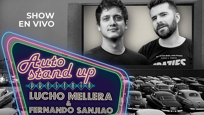 Luciano Mellera y Fernando Sanjiao
