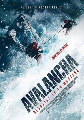 Avalancha: desastre en la montaña