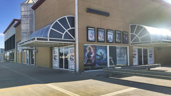 El Cine Cinemas 2 Río Grande, Tierra del Fuego