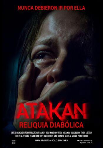 Atakan reliquia diabólica